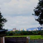 Preston skyline from Penwortham
