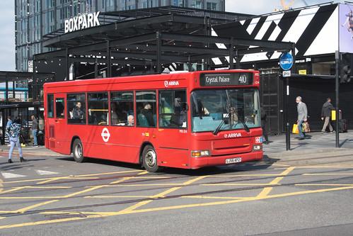 Arriva London PDL124 LJ56APZ