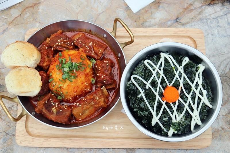 37092932320 60fbc5c242 b - 熱血採訪   KATZ 卡司複合式餐廳二店,超人氣創意美韓料理,奶蓋咖哩烏龍麵好吃!
