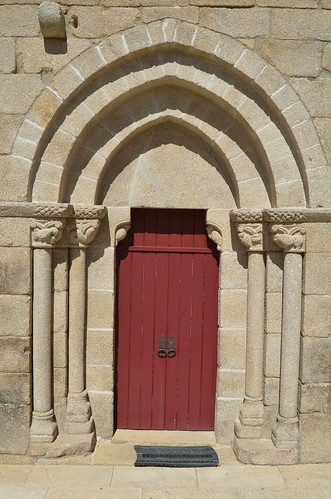 Igreja de Santa Maria Maior de Tarouquela VI
