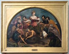 The Discipline curbing the Behaviours | Tintoretto | Pinacoteca di Brera di Milano-18
