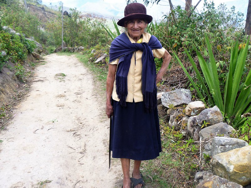 Peru - Chachapoyas - Gocta Cataratas