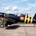 Vought F4U-7 Corsair N1337A (133722) Alconbury 14-8-82