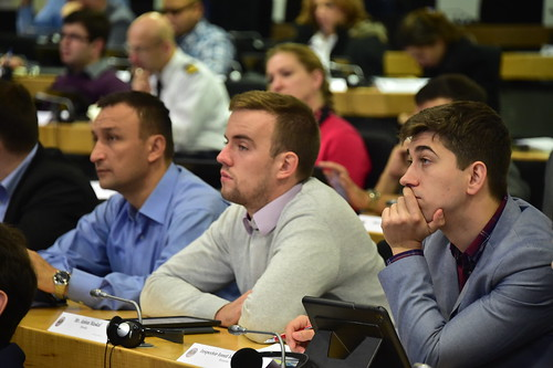 PASS 17-15 Participants Learn about China's policy and implications for Europe
