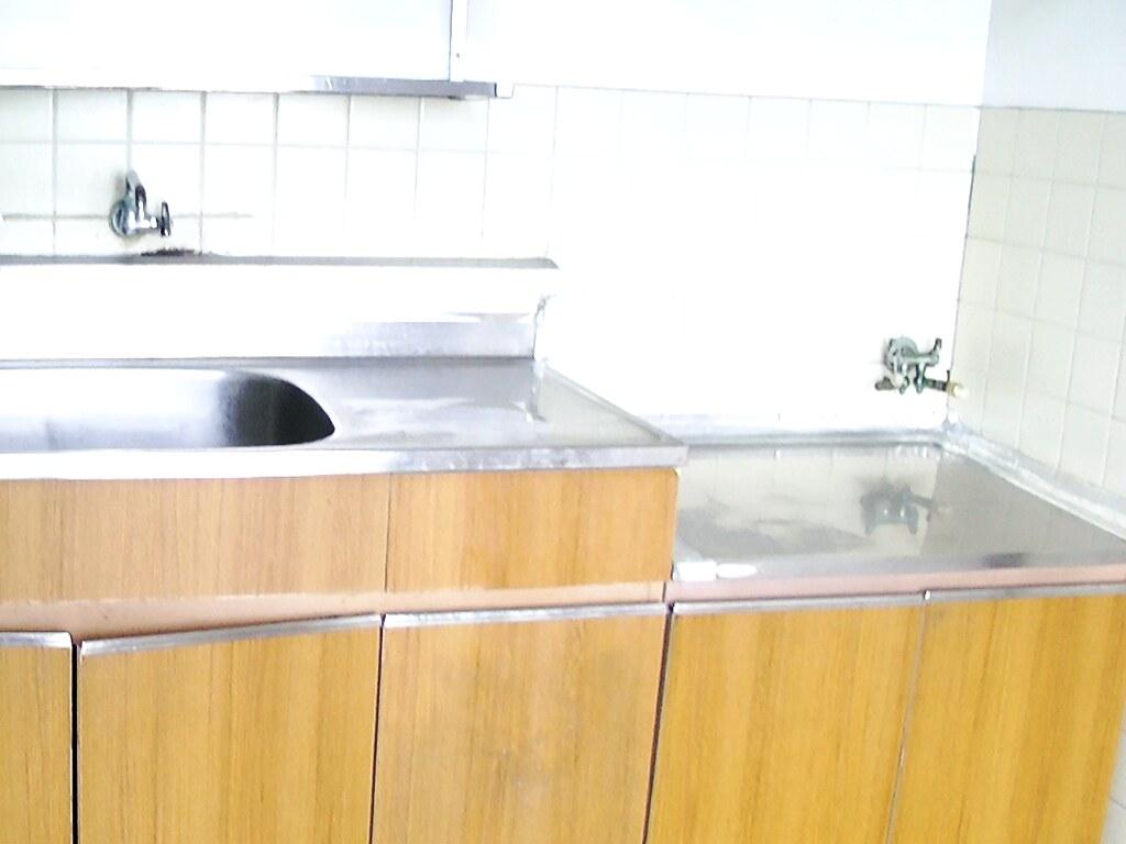 リノベーション前・キッチン