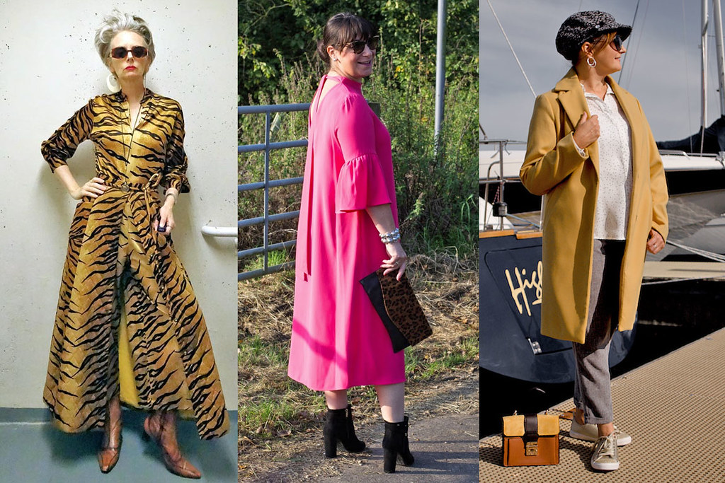 Fashion bloggers who believe in#iwillwearwhatilike