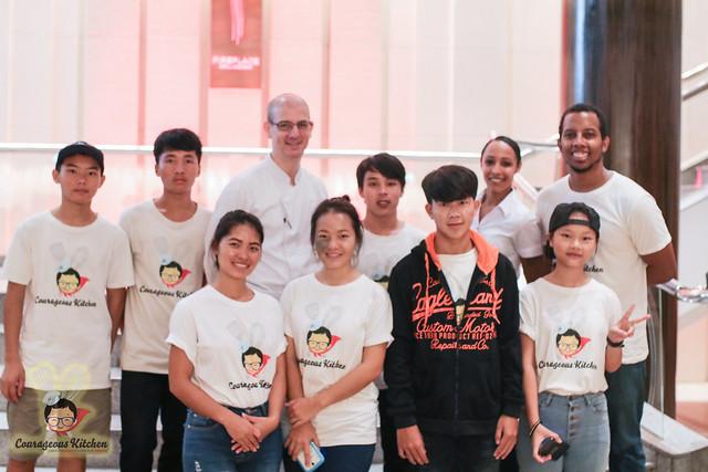 intercontinental bangkok kitchen tour-8