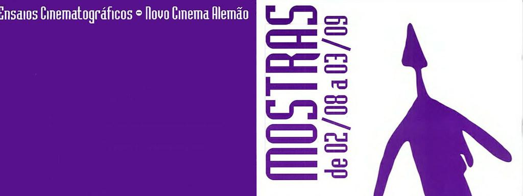 Ensaios Cinematográficos - Novo Cinema Alemão