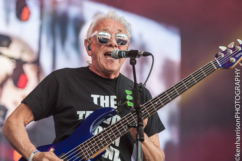 05th August, 2017. The Trevor Horn Band at Rewind North, Macclesfield, UK