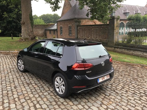 Ellignies-lez-Frasnes - Hainaut - Belgium - Volkswagen Golf 1.2TSI