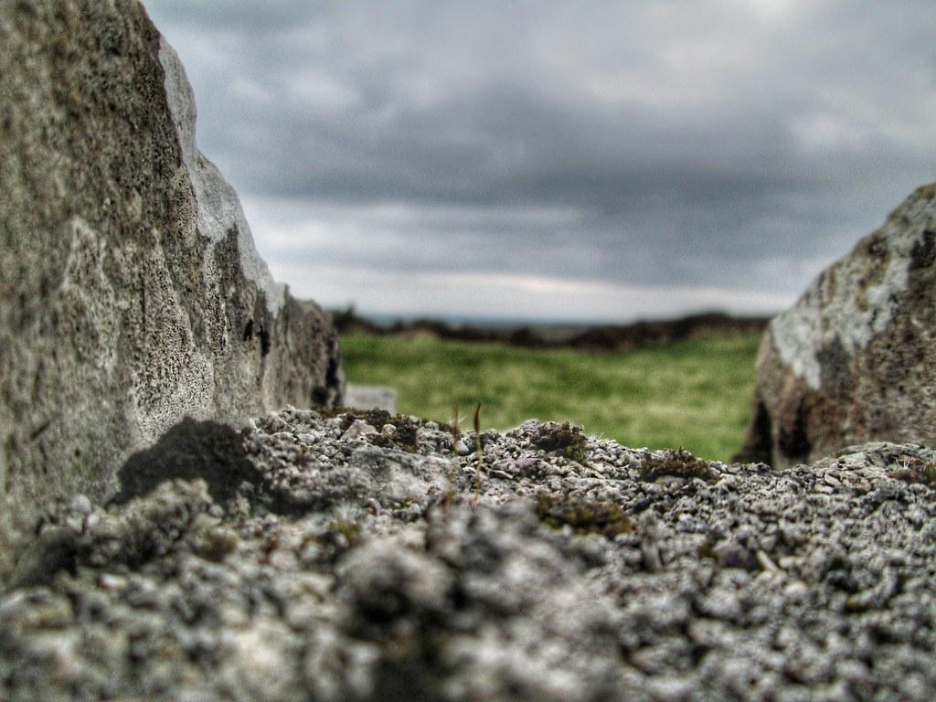 Aran Islands Inis Mor Rock Detail