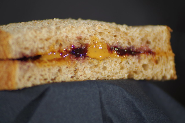 Peanut Butter and Jelly, Pentax K-50, A Series Lens