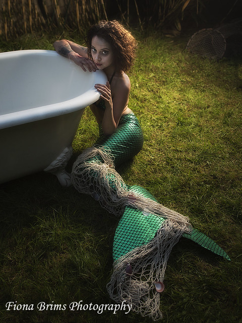Who says mermaids don't exist!?