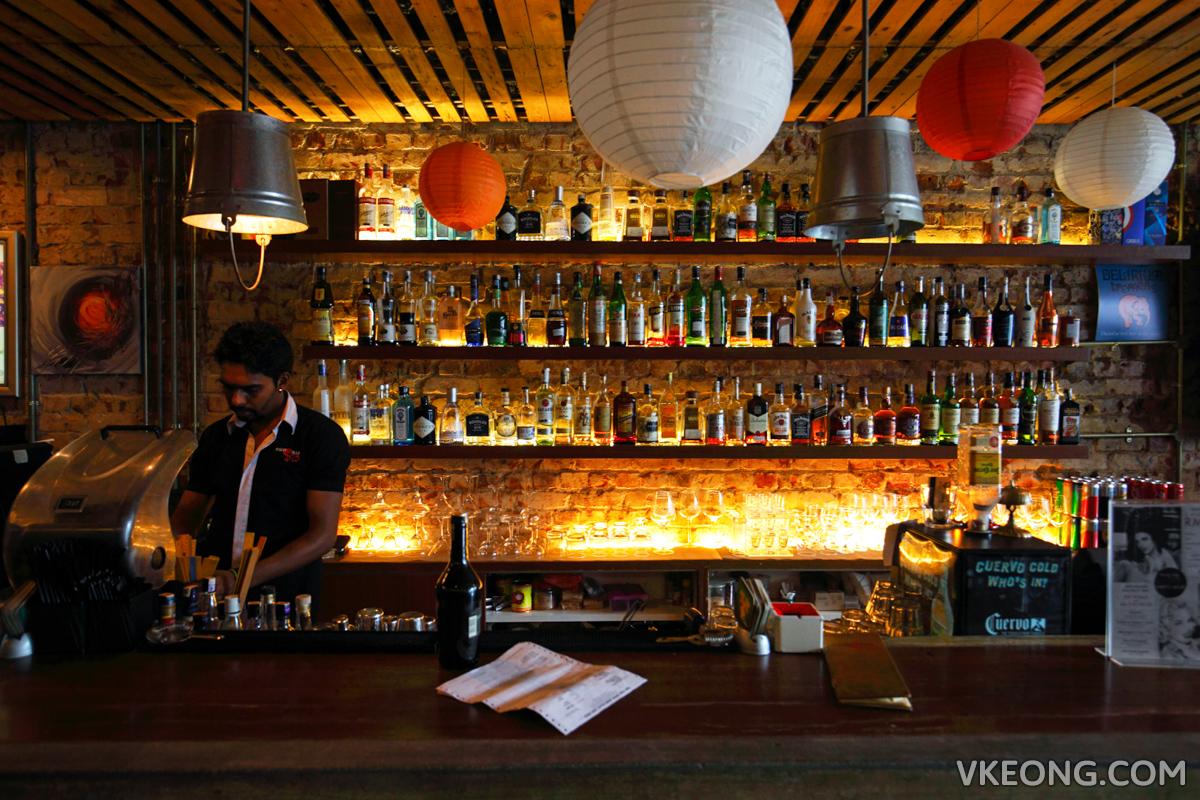 Pisco Bar Jalan Mesui Bukit Bintang