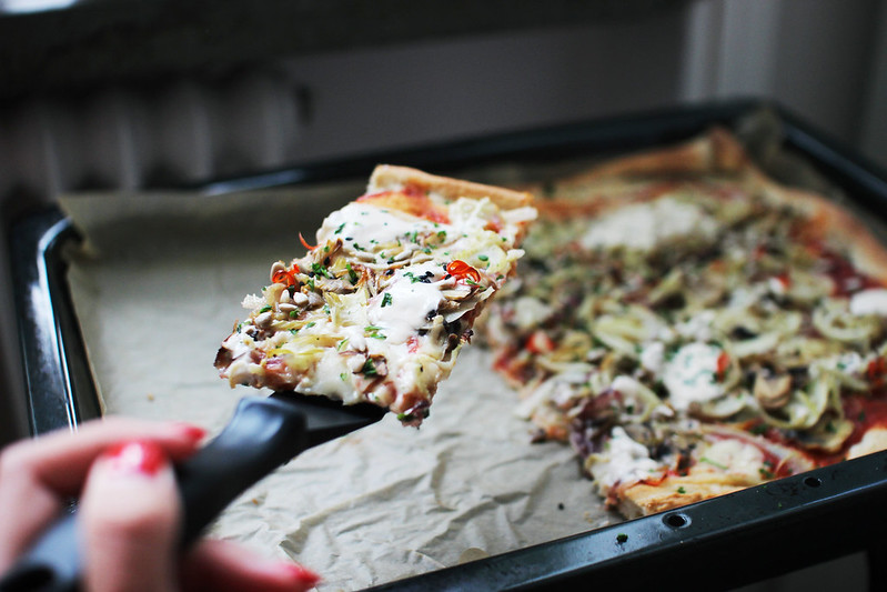fänkålspizza