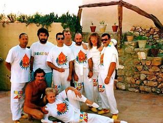 Freddie Mercury @ Ibiza - 1987