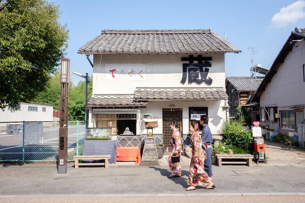 犬山城下町 2017/08/27 X7008953