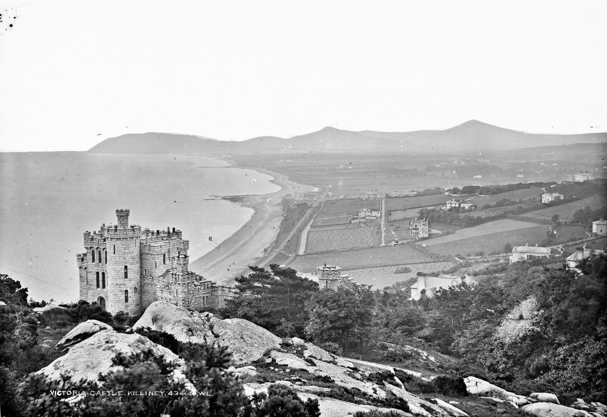 Victoria Castle East Gate, Killiney, Co. Dublin