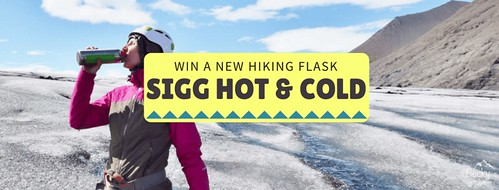Win a Sigg Hot and Cold flask