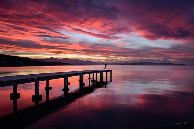 Magical Sunset, Nikon D750, AF-S Nikkor 16-35mm f/4G ED VR