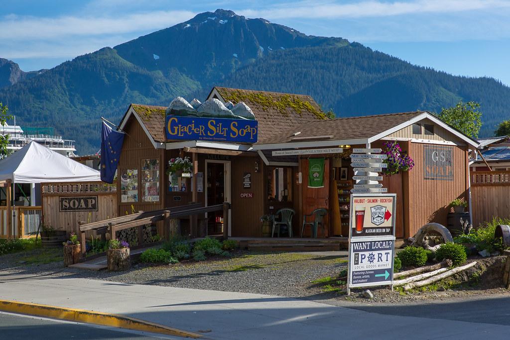 Alaska. Juneau