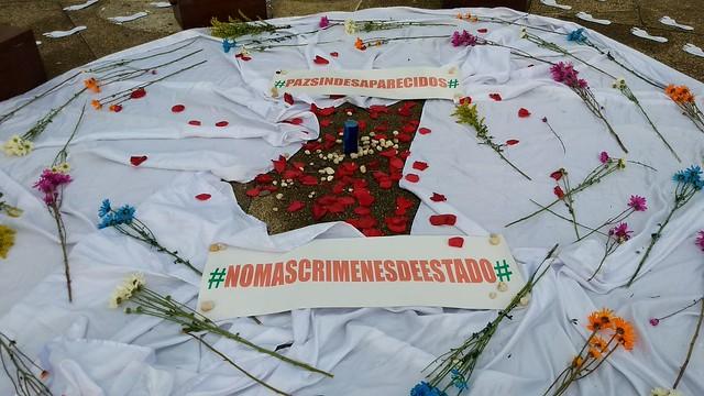 Día Internacional del Detenido-desaparecido