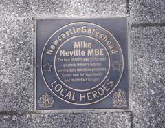 Photo of Bronze plaque number 43608