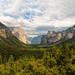 Yosemite - Tunnel View by Darren LoPrinzi