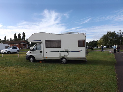 Tewkesbury, Caravan and Motorhome Club Site