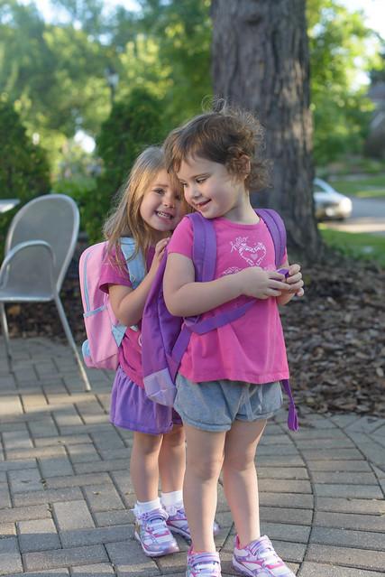 girls first day preschool-11