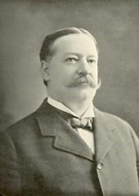 Dean Taft 1900 UC Yearbook