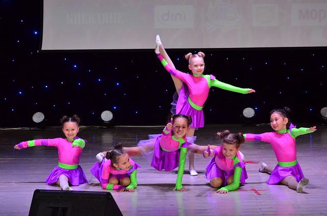 Esthetic Dance Kyivska Veselka 2017