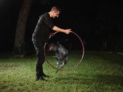 Three's Hoop Trick