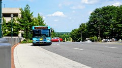 Montgomery County Transit Ride On 2009 Gillig Low Floor Advantage Diesel #5029
