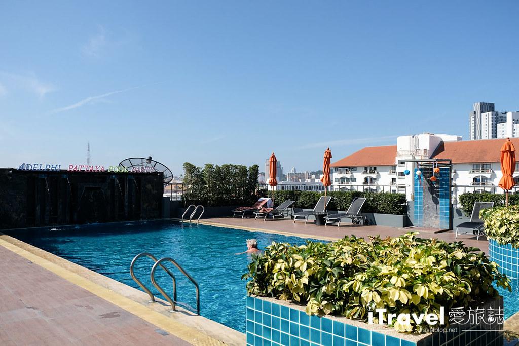 芭达雅埃德尔菲饭店 Adelphi Pattaya Hotel (28)
