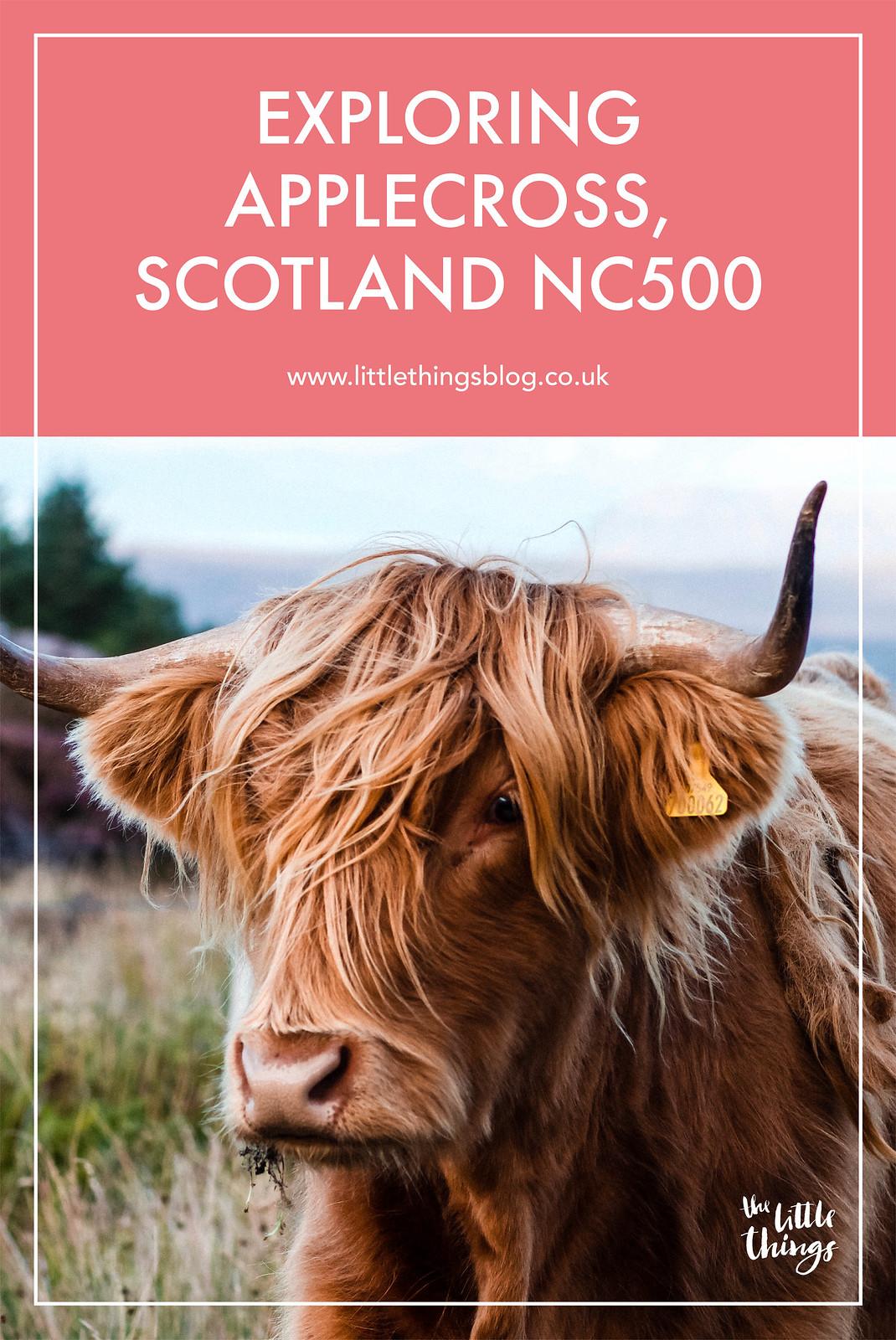 Exploring Applecross Peninsula Scotland NC500