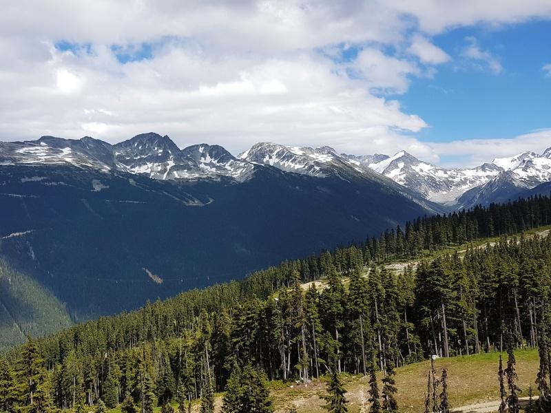 Whistler Peak to Peak