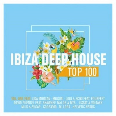 VA - Ibiza Deep House Top 100 Vol.1 (2017)