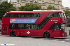 Wrightbus NRM NBFL - LTZ 1396 - LT396 - Not In Service - Stagecoach - London 2017 - Steven Gray - IMG_0338