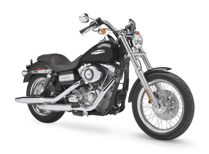 Harley-Davidson 1450 DYNA SUPER GLIDE CUSTOM FXDC 2005 - 2
