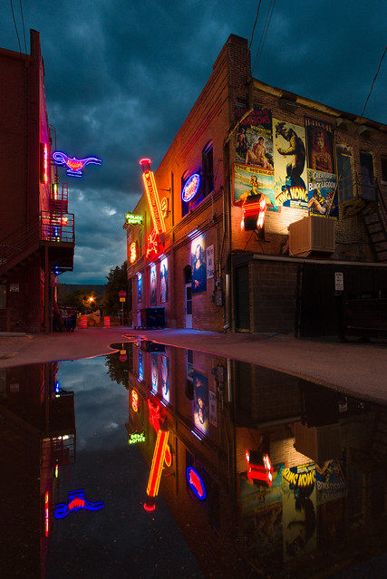 Neon Alley - Pueblo, CO