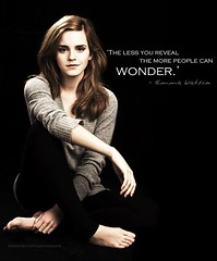 Celebrity Quotes : Emma Watson...
