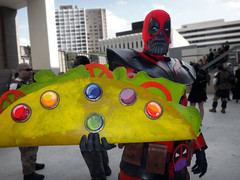 Thanos-Pool and the Infinity Taco