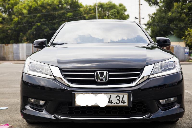 Cty Thanh Lý Honda Accord DK lần đầu 2015 - 1