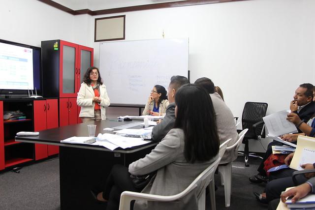 Taller de Inducción Nuevos Coordinadores de SaludPol