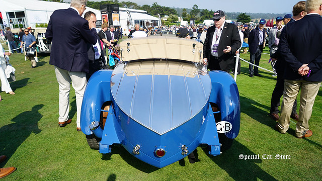 1929 Mercedes-Benz S Barker Tourer Best of Show