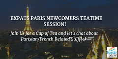 The #ExpatsParis NewComers? #TeaTime sessions have been published! https://buff.ly/2vZSoG0 http://ift.tt/2weiHaP