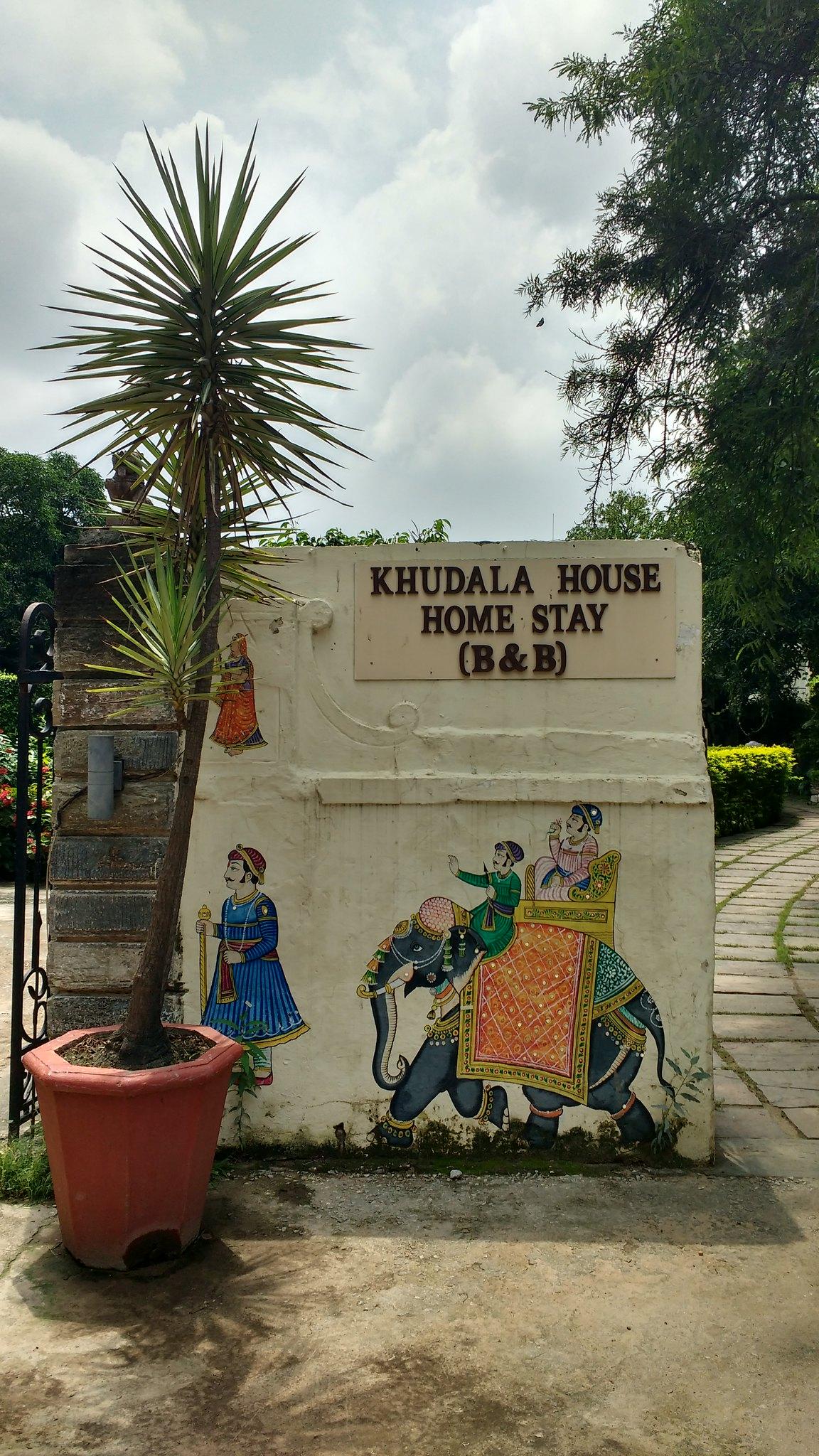 Khudala House