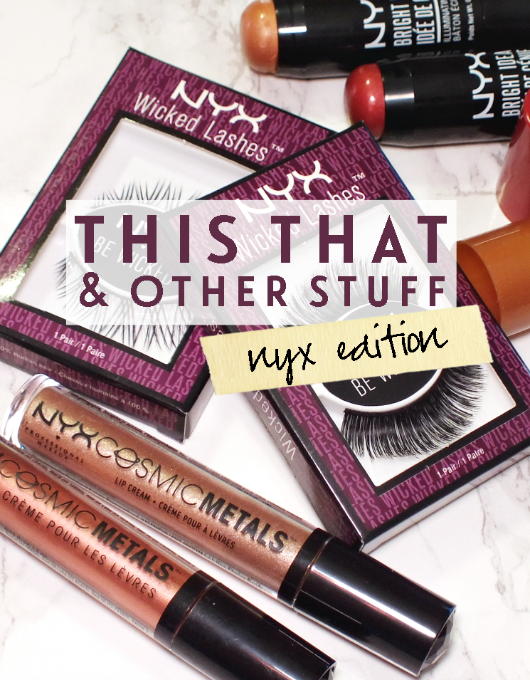 this that & other stuff nyx edition
