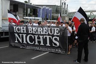 2017.08.19 Berlin-Spandau Neonaziaufmarsch zum Todestag von Rudolf Hess (001)